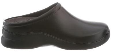 KLOGS Footwear Women's Naples Leather Closed-Back Nursing Clog