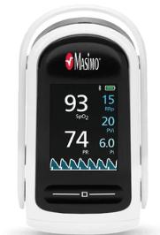 Masimo MightySat Pulse Oximeter