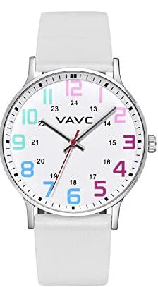 VAVC Scrub Medical watch