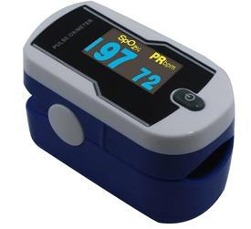 Concord Deluxe Finger Pulse Oximeter